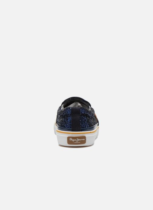 Baskets Pepe jeans Alford Africa Multicolore vue droite