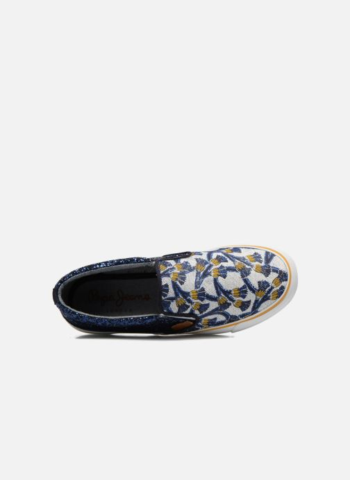 Sneakers Pepe jeans Alford Africa Multicolore immagine sinistra