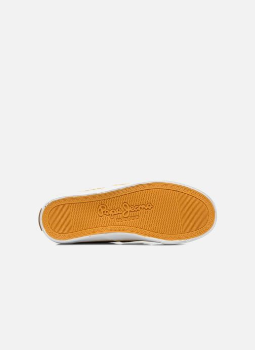Baskets Pepe jeans Alford Africa Multicolore vue haut