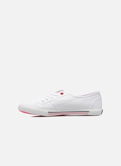 Sneaker Pepe jeans Aberlady Sarenza weiß ansicht von vorne