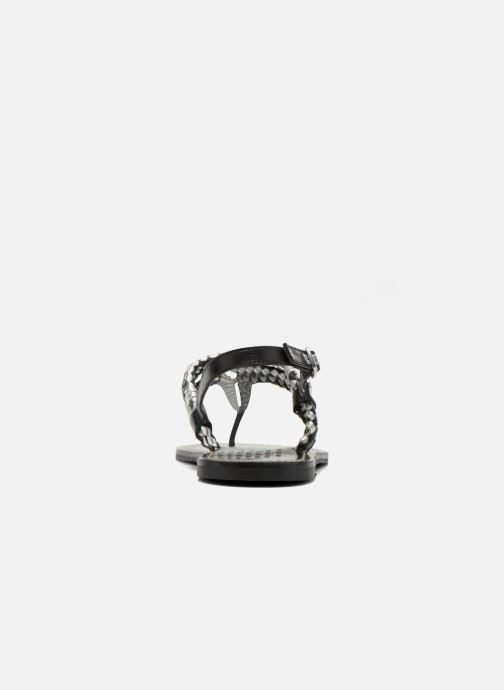 ca1c3394361f90 Pepe jeans Jane Woven Metallic (Black) - Sandals chez Sarenza (251772)