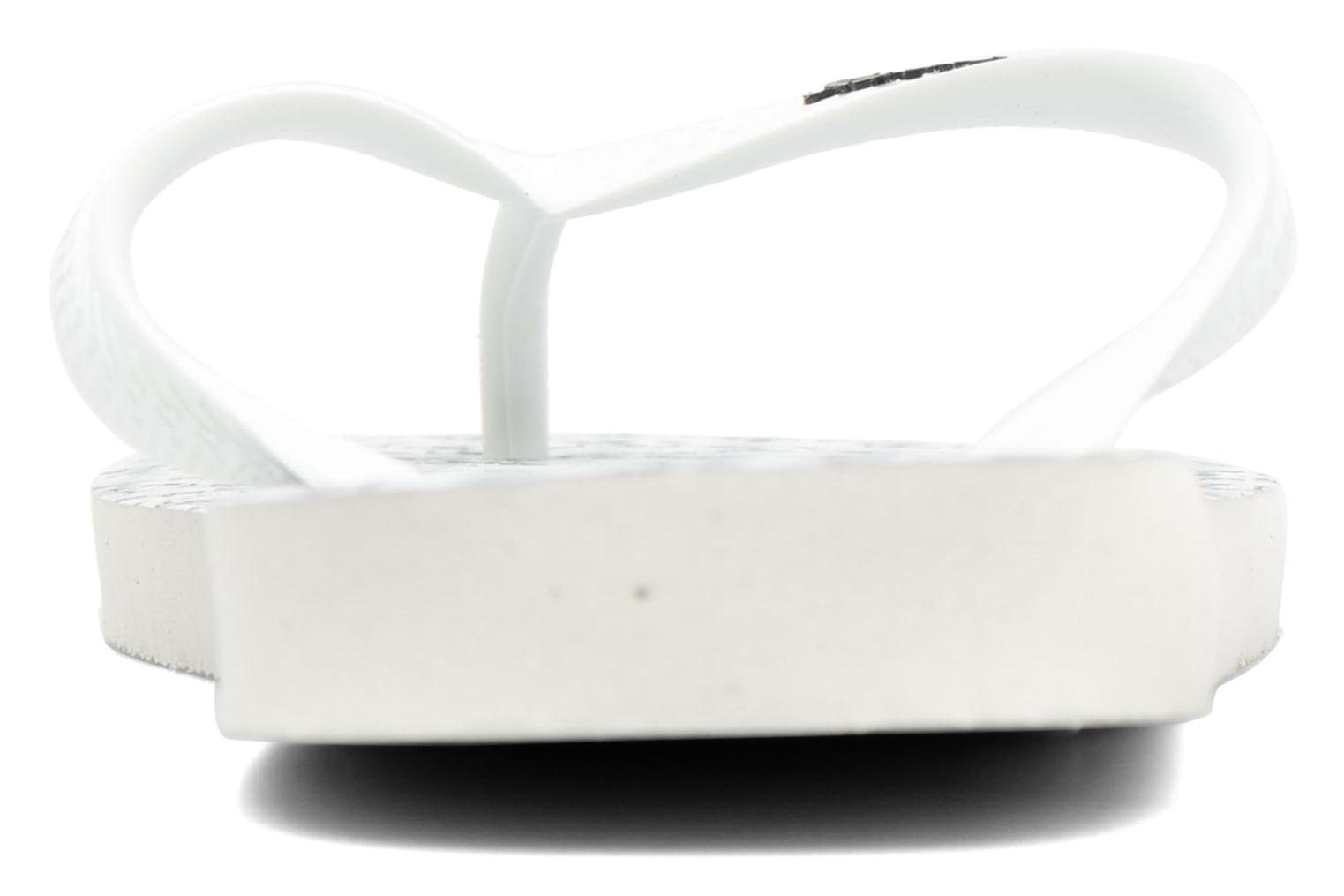 Flip flops Havaianas Star Wars White view from the right