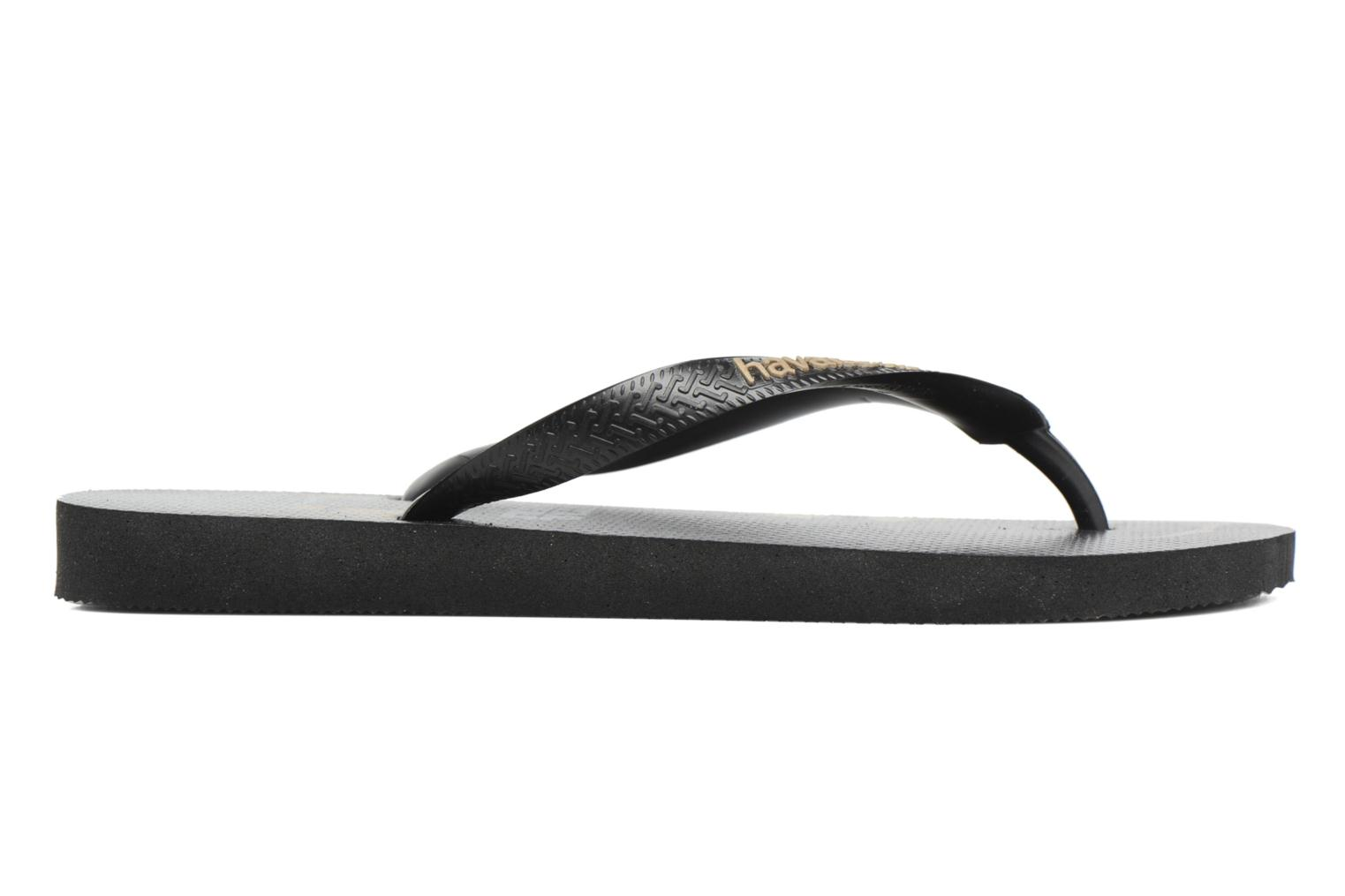 Flip flops Havaianas Star Wars Black back view