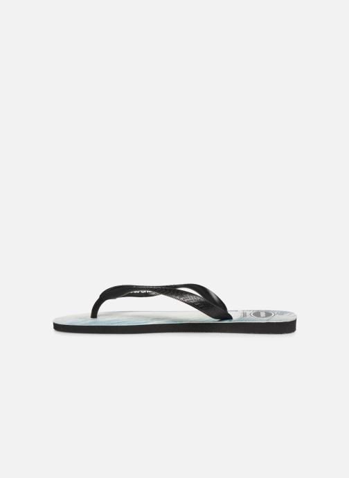 Tongs Havaianas Top Photoprint Bleu vue face