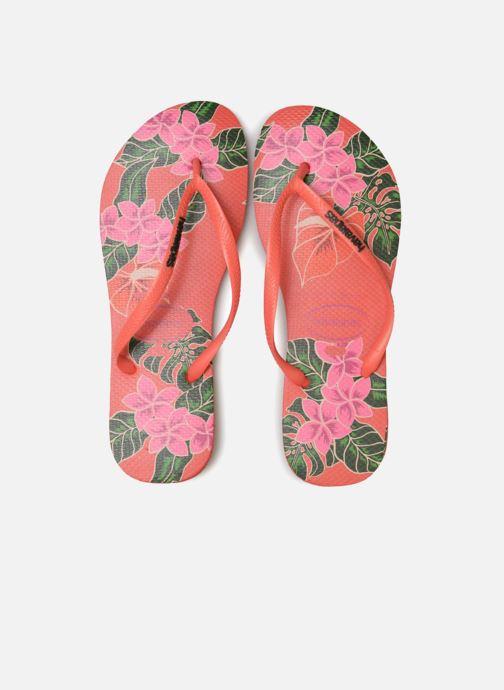 Slippers Havaianas Slim Floral Multicolor model