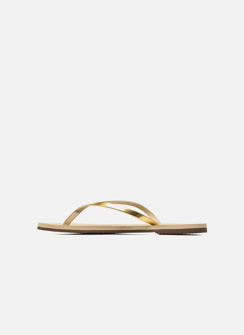 00d943748 Havaianas You Metallic (Bronze and Gold) - Flip flops chez Sarenza ...