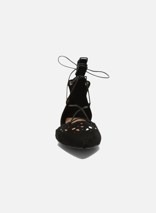 Ballerines Aldo HARMONY Noir vue portées chaussures