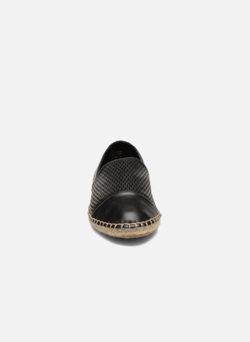 Espadrilles Aldo MARJORIA Noir vue portées chaussures