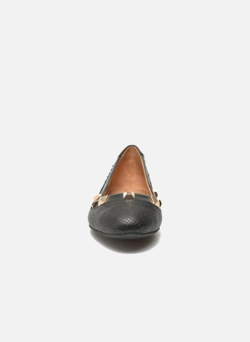 Ballerines Aldo MURATO Noir vue portées chaussures