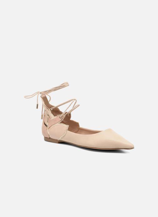 Ballerines Aldo NITIS Beige vue détail/paire