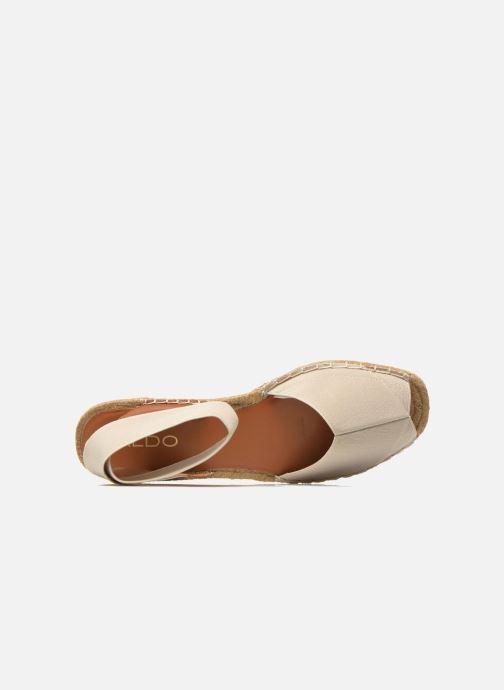 Sandales et nu-pieds Aldo CARYNN Beige vue haut