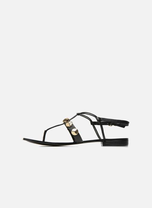 pieds Leather 97 Aldo Et Black Nu Yella Sandales eDI2YWEH9