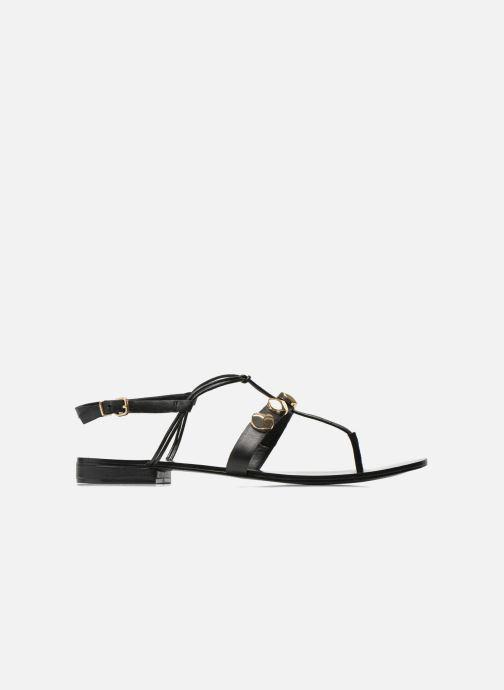 Sandales et nu-pieds Aldo YELLA Noir vue derrière