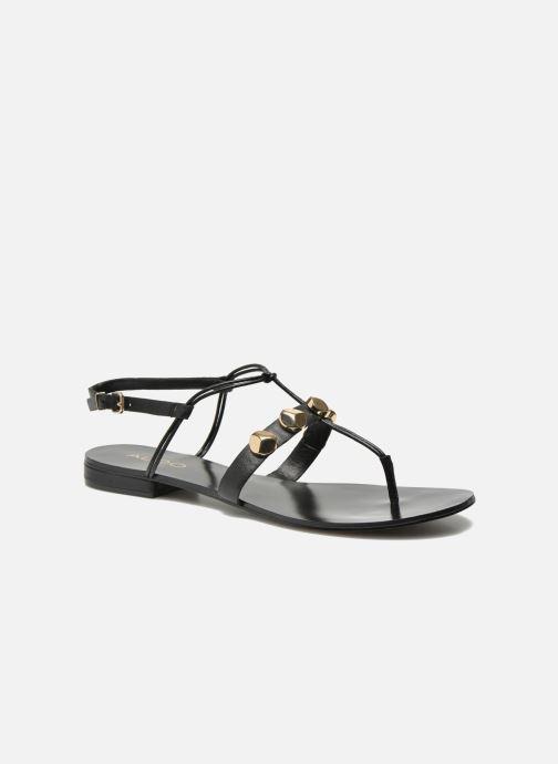 Sandales et nu-pieds Aldo YELLA Noir vue détail/paire