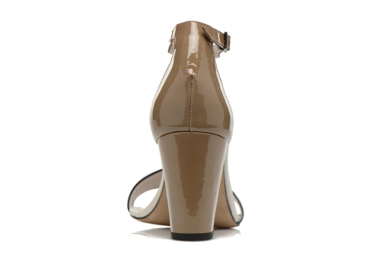 Sandali e scarpe aperte Perlato Alicante Multicolore immagine destra