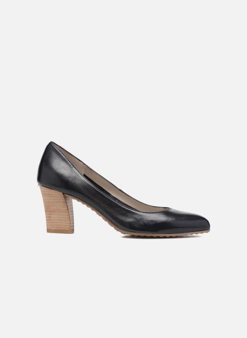 High heels Perlato Pampelune Blue back view