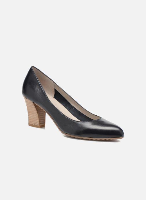 High heels Perlato Pampelune Blue detailed view/ Pair view