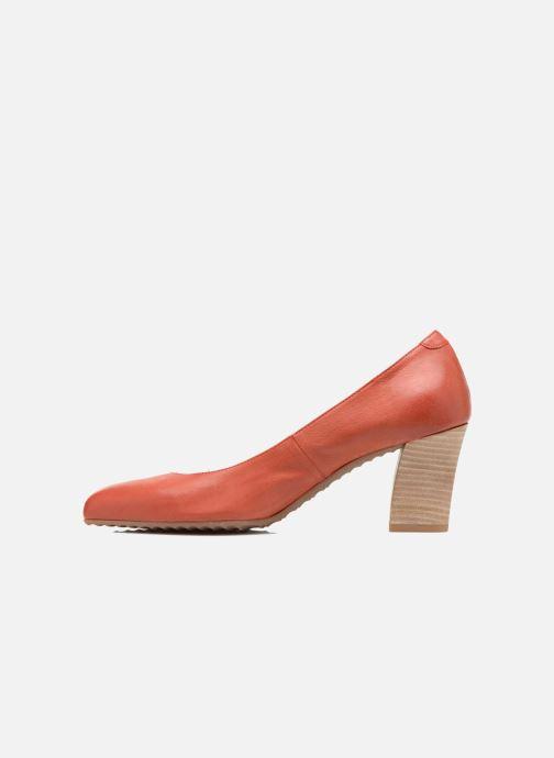 Zapatos de tacón Perlato Pampelune Rojo vista de frente