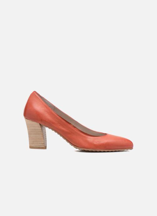 Zapatos de tacón Perlato Pampelune Rojo vistra trasera