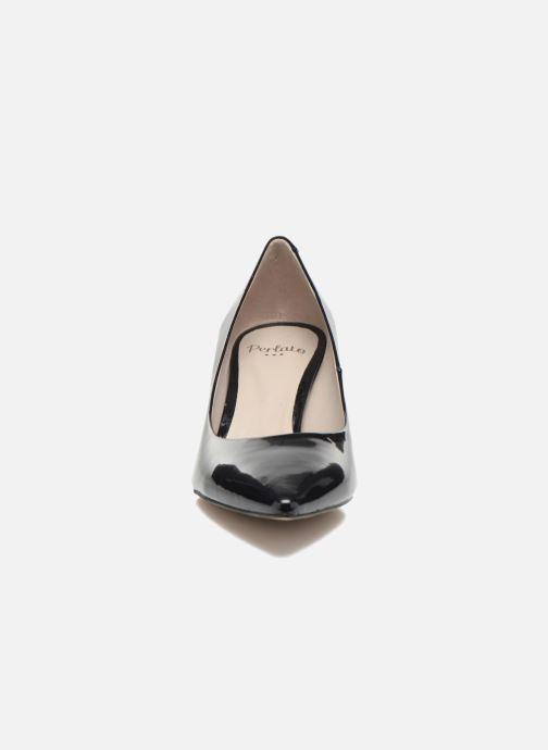 Escarpins Perlato Figueras Noir vue portées chaussures