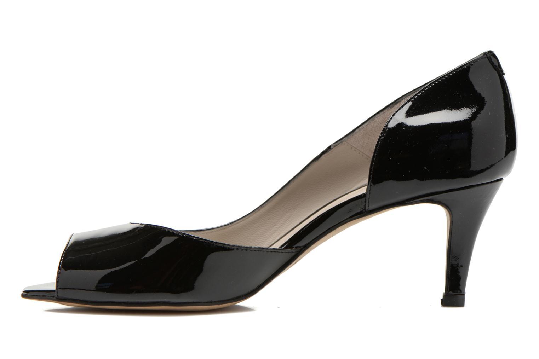 High heels Perlato Bilbao Black front view