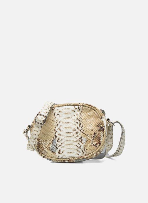 Handbags Paquetage Micro Sac Serpent Beige detailed view/ Pair view