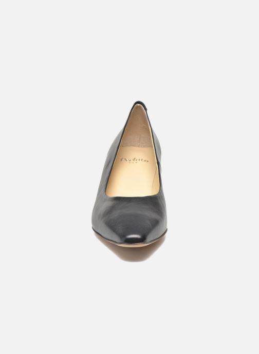 Escarpins Perlato Lailana Bleu vue portées chaussures