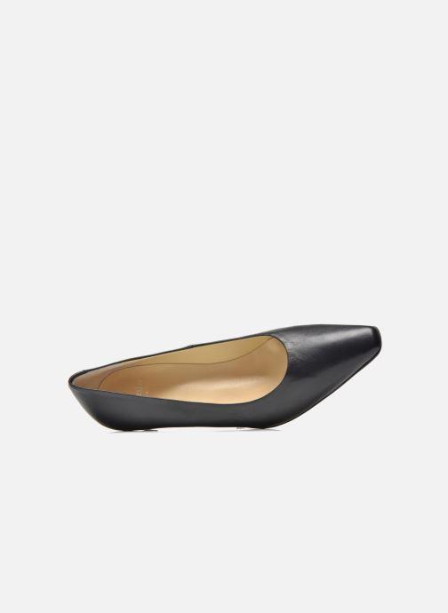Zapatos de tacón Perlato Lailana Azul vista lateral izquierda