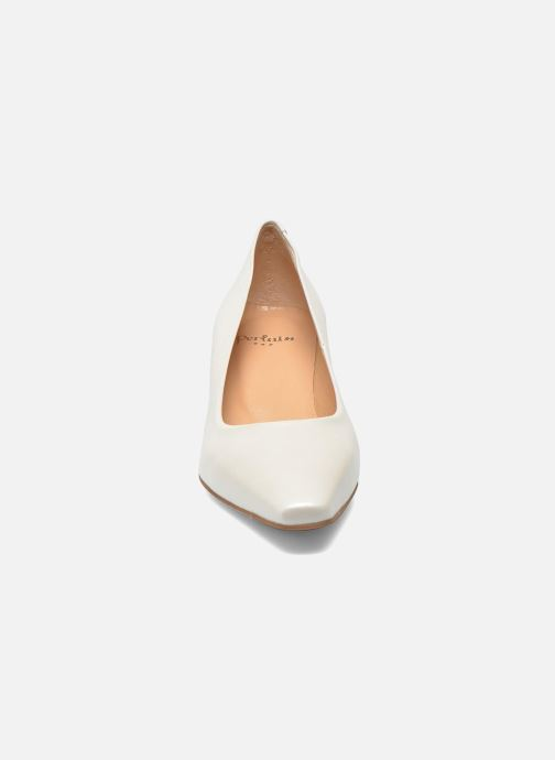 High heels Perlato Lailana White model view