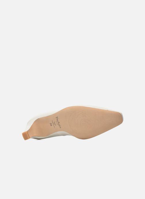 Zapatos de tacón Perlato Lailana Blanco vista de arriba