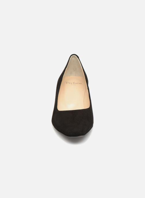 Escarpins Perlato Lailana Noir vue portées chaussures
