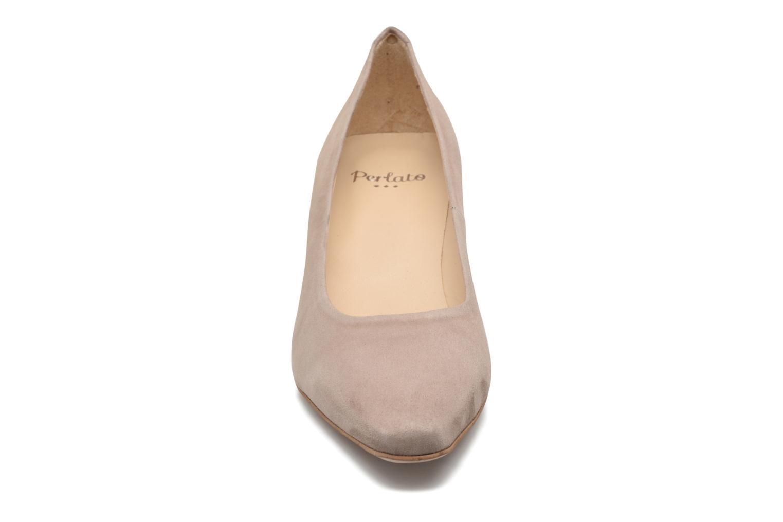 Escarpins Perlato Lailana Beige vue portées chaussures