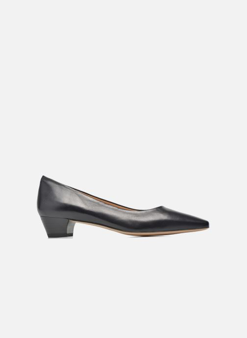 Zapatos de tacón Perlato Andreana Azul vistra trasera