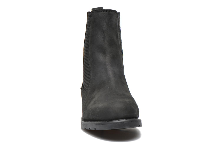 Bottines et boots Clarks Orinoco Hot Noir vue portées chaussures