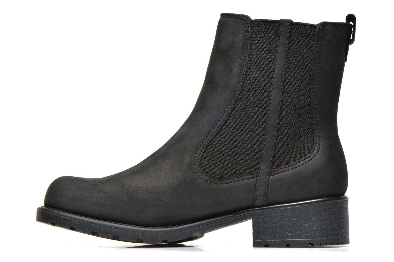 Bottines et boots Clarks Orinoco Hot Noir vue face