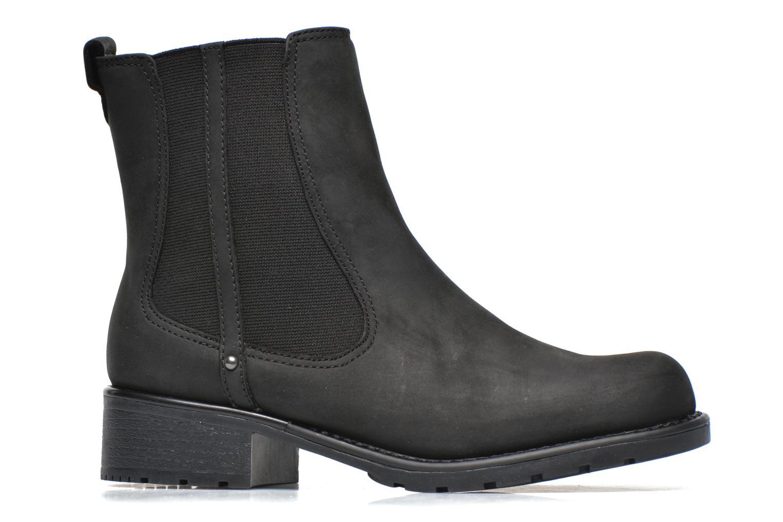 Bottines et boots Clarks Orinoco Hot Noir vue derrière
