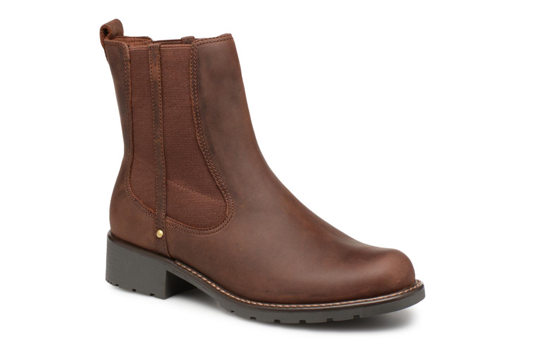 c80b799f Stiefeletten & Boots Clarks Orinoco Hot braun detaillierte ansicht/modell