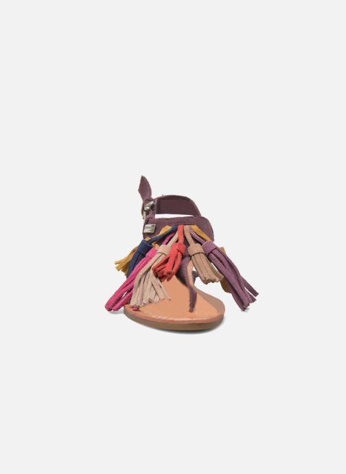 Sandali e scarpe aperte Les Tropéziennes par M Belarbi Gorby E Viola modello indossato