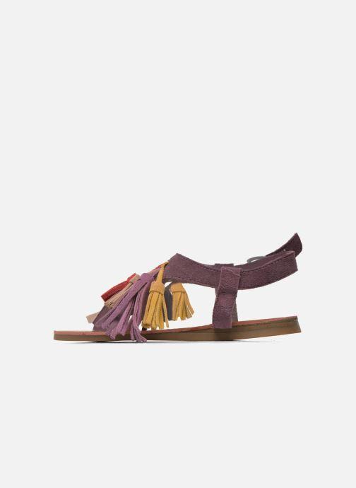 Sandali e scarpe aperte Les Tropéziennes par M Belarbi Gorby E Viola immagine frontale