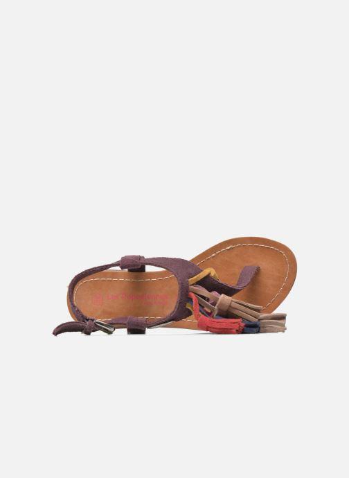 Sandali e scarpe aperte Les Tropéziennes par M Belarbi Gorby E Viola immagine sinistra