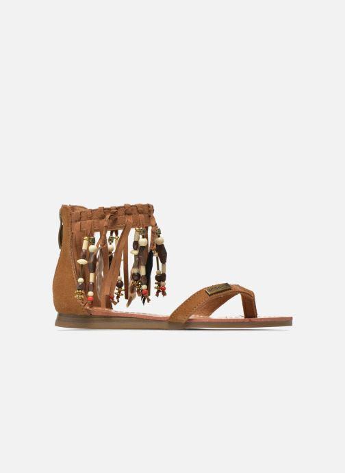 Sandali e scarpe aperte Les Tropéziennes par M Belarbi Gopak E Marrone immagine posteriore