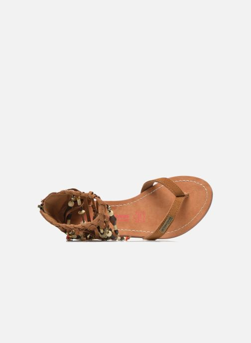 Sandali e scarpe aperte Les Tropéziennes par M Belarbi Gopak E Marrone immagine sinistra