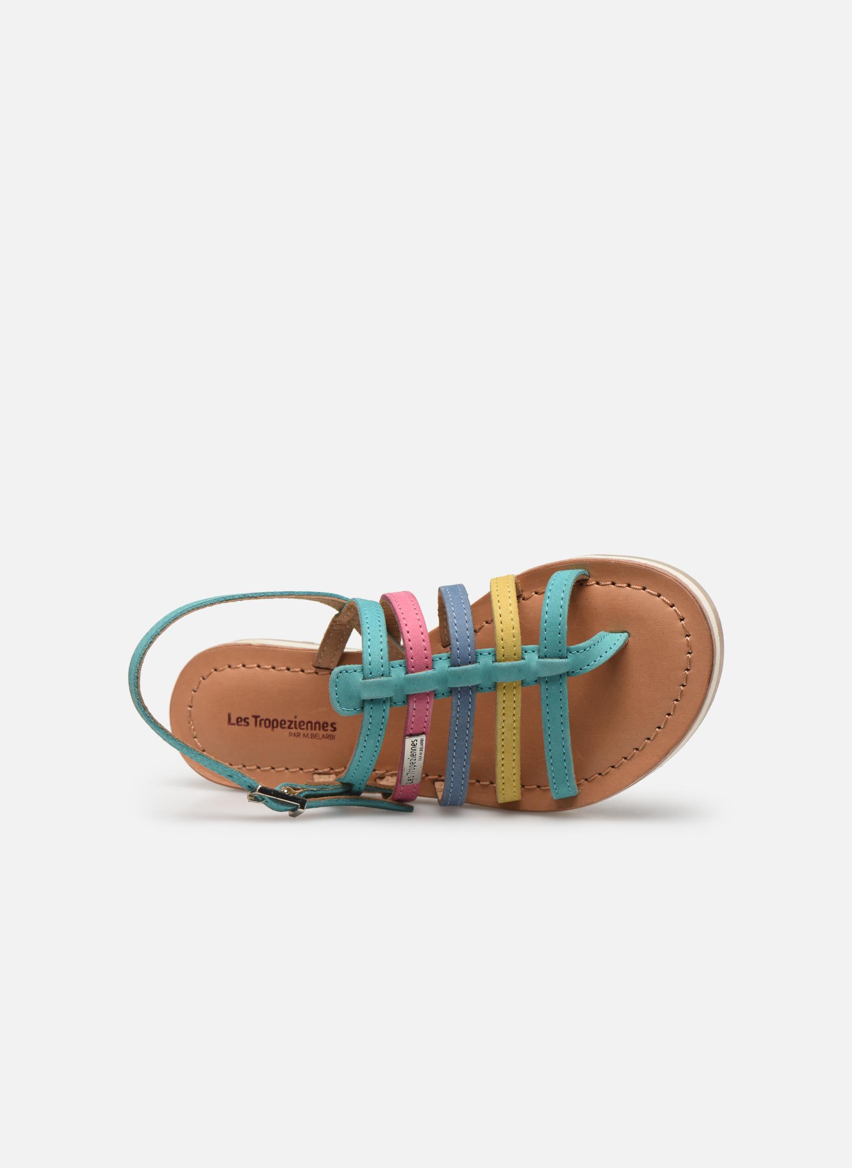 Sandaler Les Tropéziennes par M Belarbi Hippie Blå se fra venstre