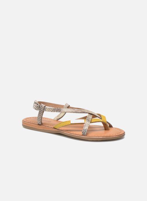 Sandali e scarpe aperte Les Tropéziennes par M Belarbi Bonbon Giallo vedi dettaglio/paio