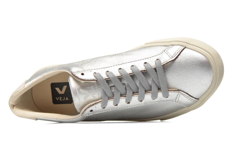 Puxador Esplar Leather Silver Veja Pierre Natural xX7nwq