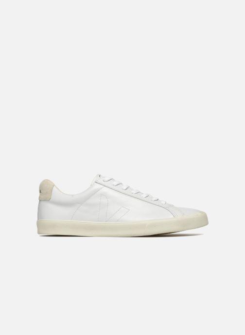 Sneakers Veja Esplar Leather Wit achterkant
