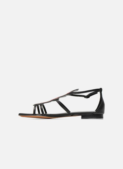 Sandales et nu-pieds Lola Cruz Edmond Multicolore vue face