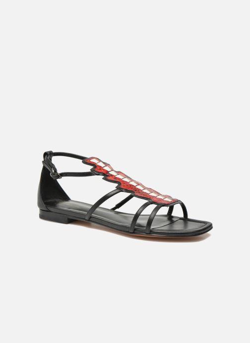 Sandales et nu-pieds Lola Cruz Edmond Multicolore vue détail/paire