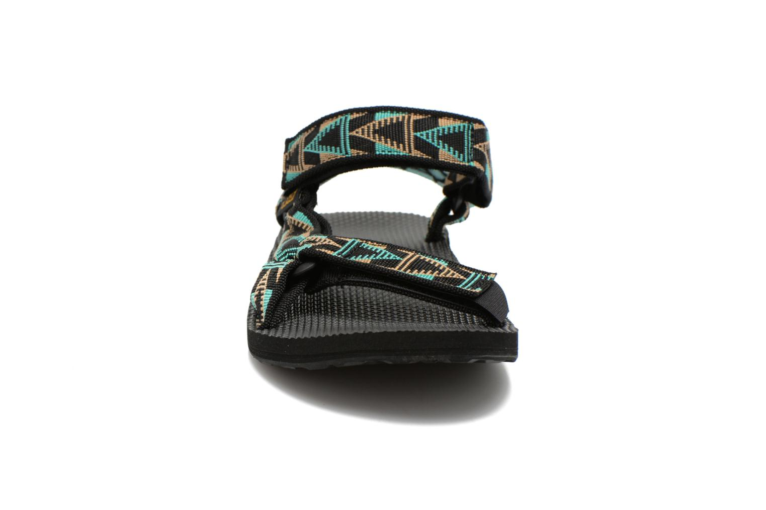 Sandals Teva Original Universal Mashup Black model view