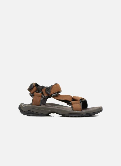 Chaussures de sport Teva Terra Fi Lite Leather Marron vue derrière